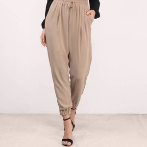 Taupe Joggers NWT